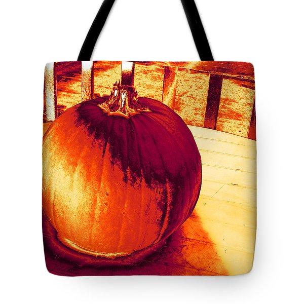 Pumpkin #3 Tote Bag