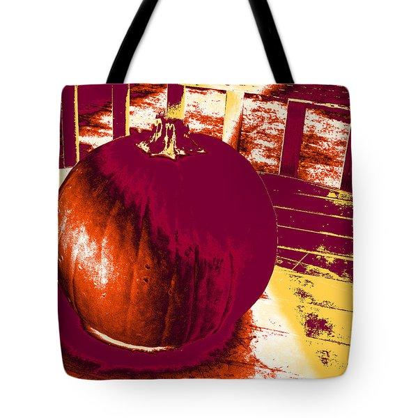 Pumpkin #5 Tote Bag