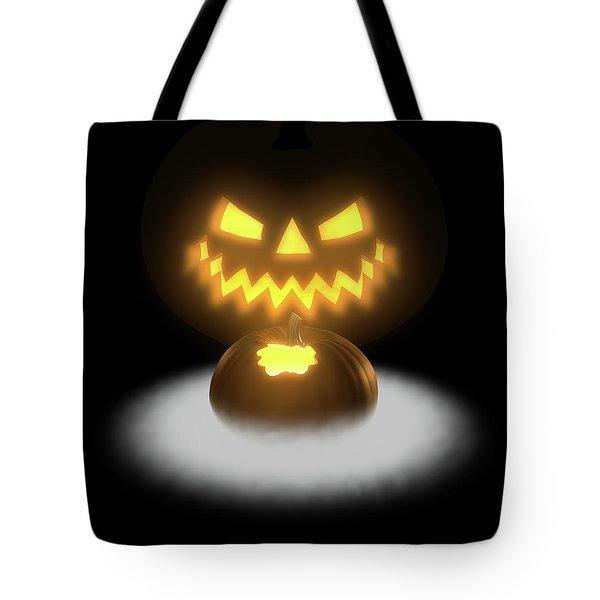 Pumpkin And Co II Tote Bag