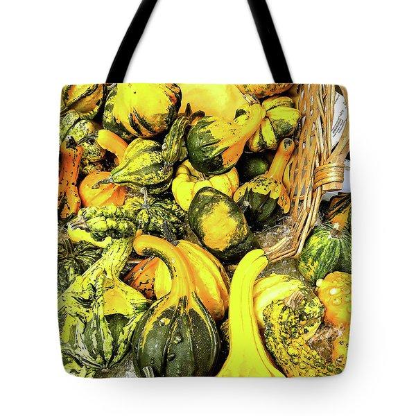 Pumpkin Family Tote Bag