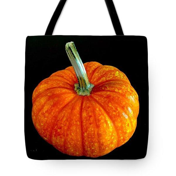 Pumpkin Tote Bag by Russell Keating