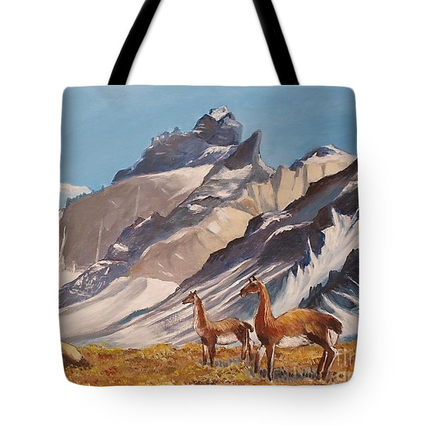 Puna De Atacama Tote Bag