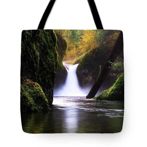 Punch Bowl  Tote Bag