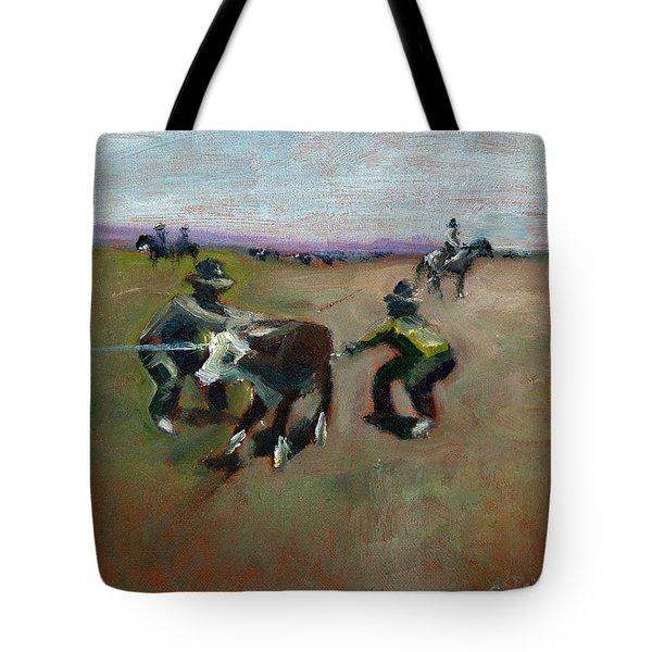 Punchin Doggies Tote Bag