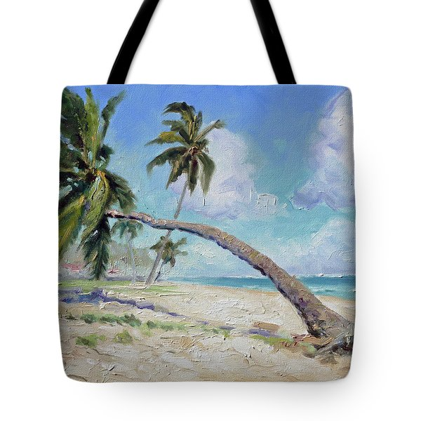 Punta Cana - Sea Beach 13 Tote Bag