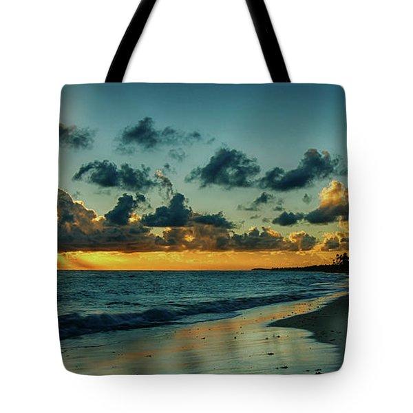Punta Cana Tote Bag