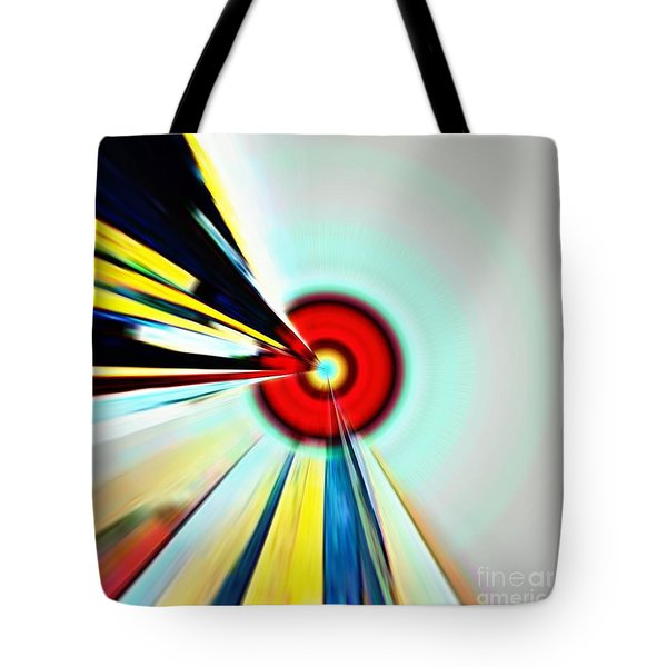 Farsighted  Tote Bag