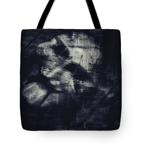 Puppet Mask Behind The Veil Tote Bag