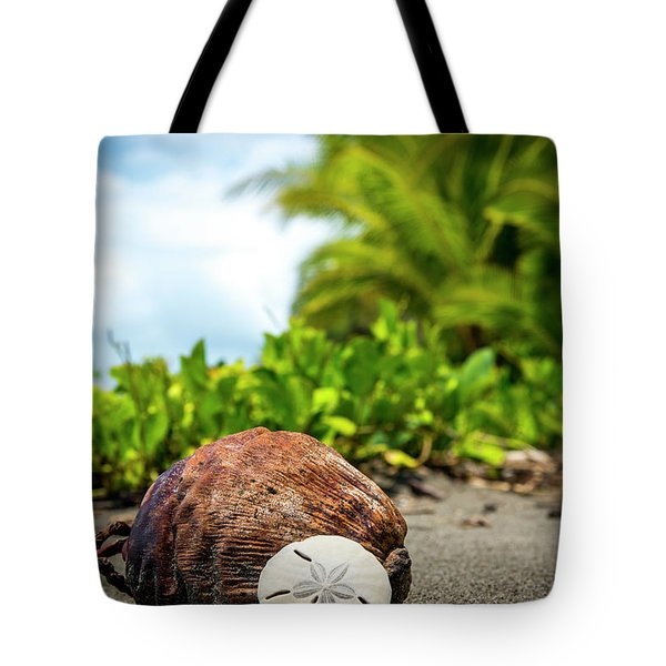 Tote Bag featuring the photograph Pura Vida Beach Life by David Morefield