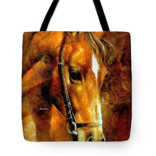 Pure Breed Tote Bag by Rafael Salazar