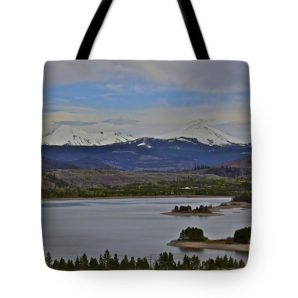 Pure Delight Colorado Tote Bag