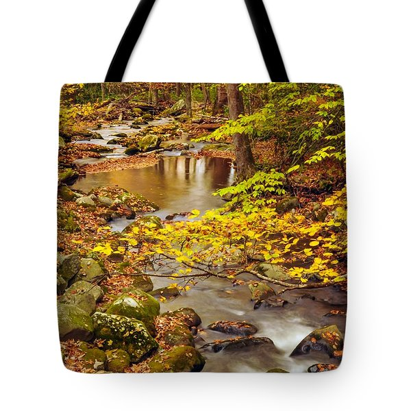 Tote Bag featuring the photograph Pure Gold by Debbie Green