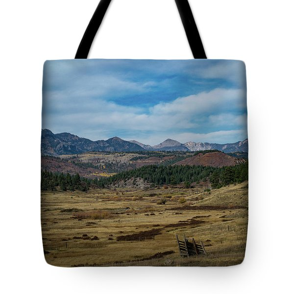 Pure Isolation Tote Bag