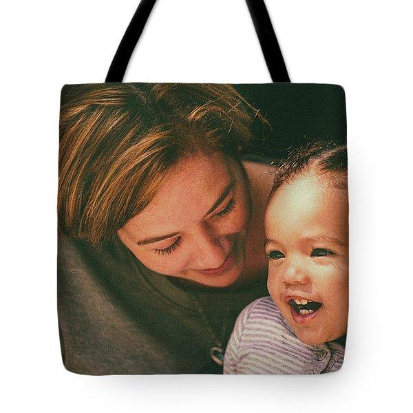 Pure Joy Tote Bag