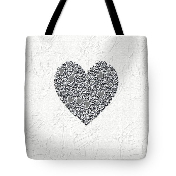 Pure Love Tote Bag by Linda Prewer