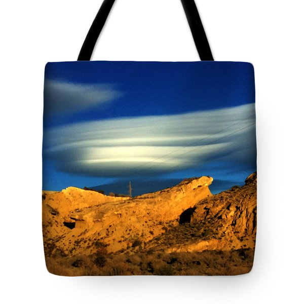 Pure Nature Spain  Tote Bag by Colette V Hera Guggenheim