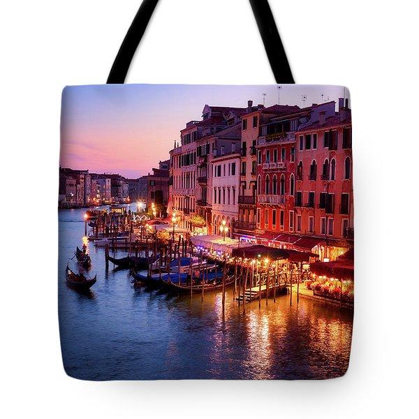 Pure Romance, Pure Venice Tote Bag