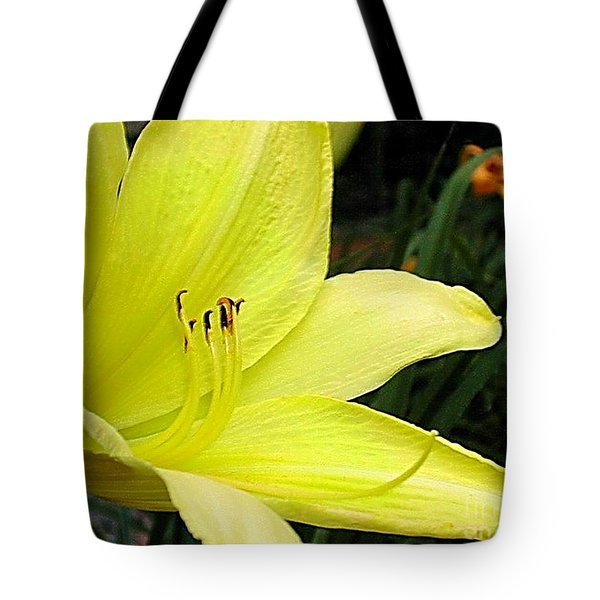 Tote Bag featuring the photograph Pure Sunshine by Patricia Griffin Brett