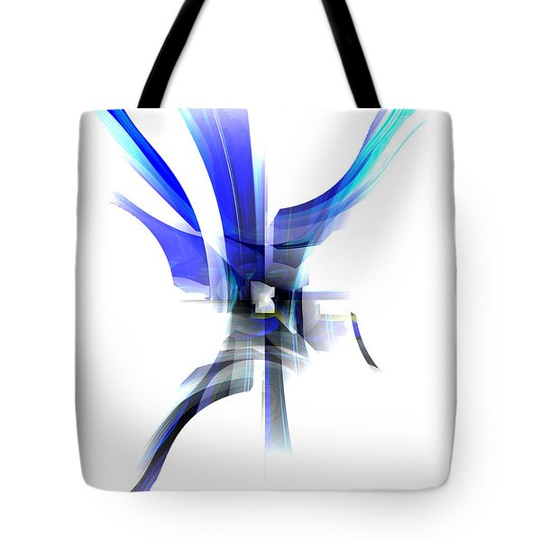 Purity 2 Tote Bag by Thibault Toussaint