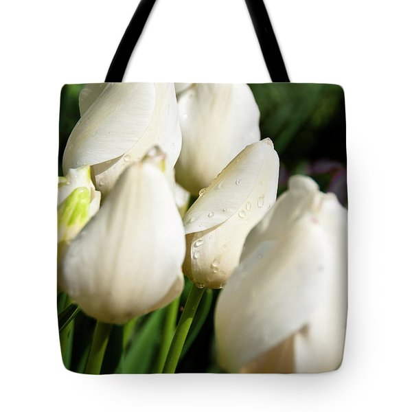 Purity II Tote Bag by Tamyra Ayles