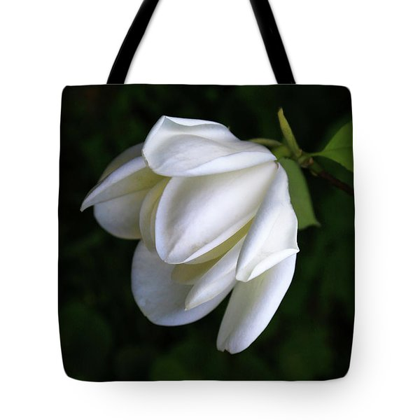 Purity In White Tote Bag