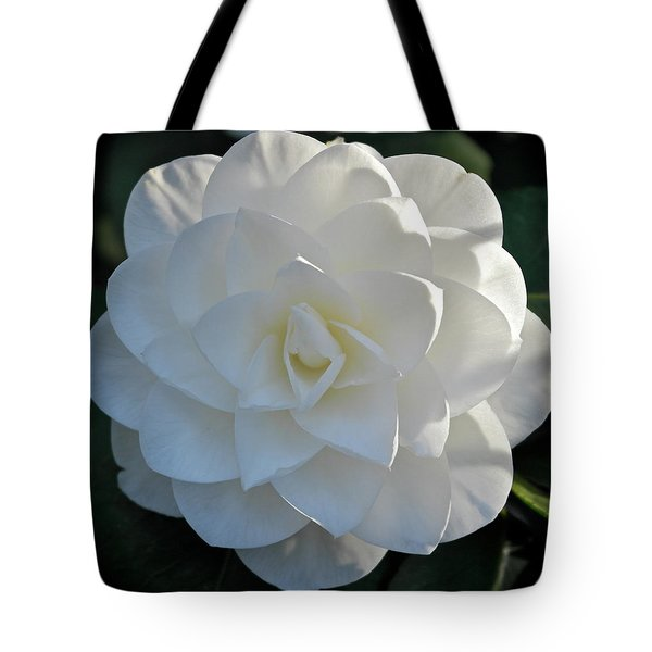 Tote Bag featuring the photograph Purity by Michele Myers