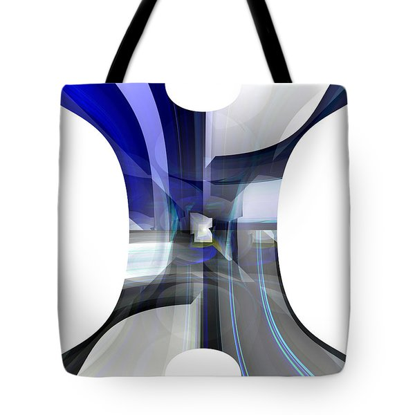 Purity Tote Bag by Thibault Toussaint