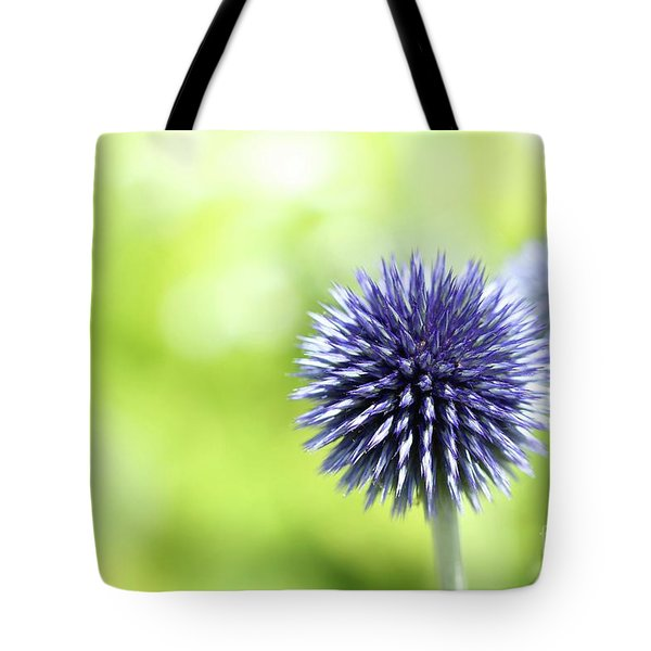 Purple Allium 1 Tote Bag