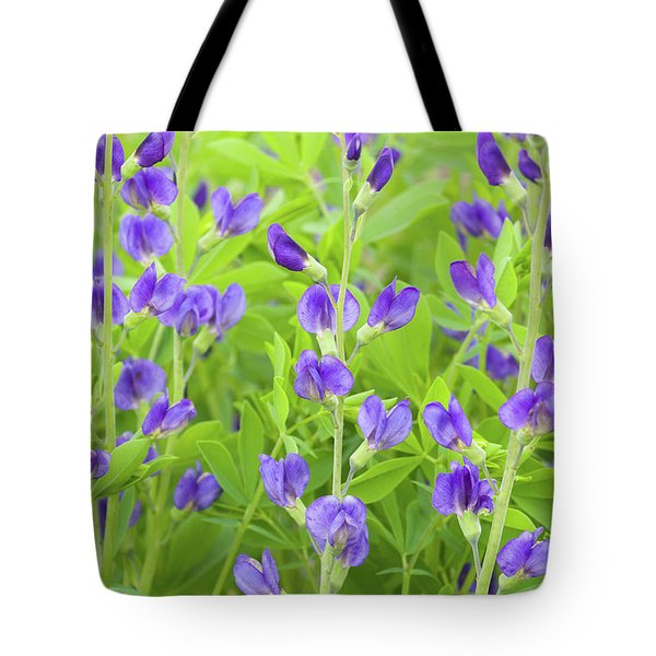 Purple Beauties Tote Bag