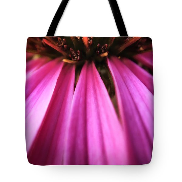 Tote Bag featuring the photograph Purple Beauty by Eduard Moldoveanu