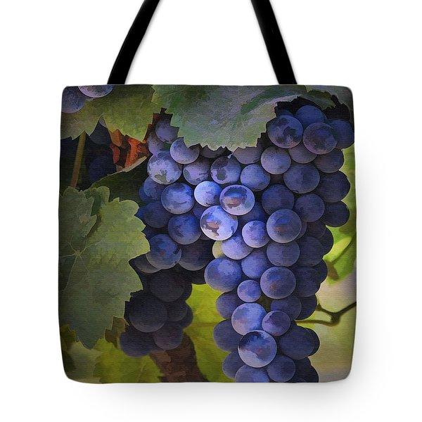 Purple Blush Tote Bag