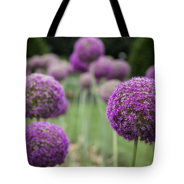 Tote Bag featuring the photograph Purple Depth by Jason Moynihan