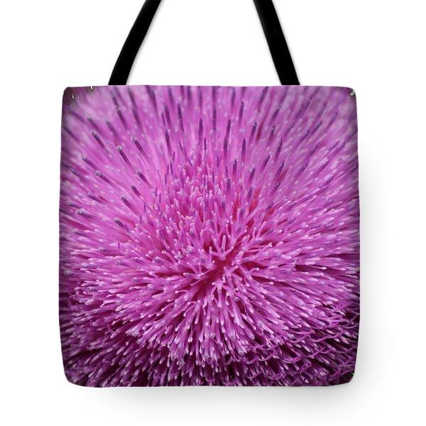 Purple Elegance Tote Bag