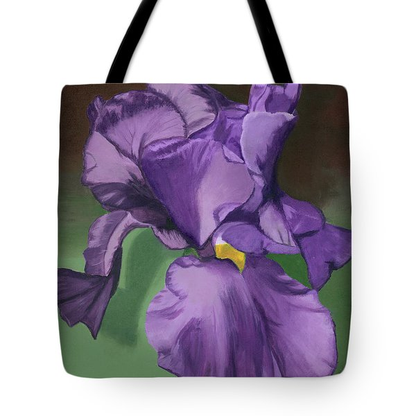 Purple Fantasy Tote Bag
