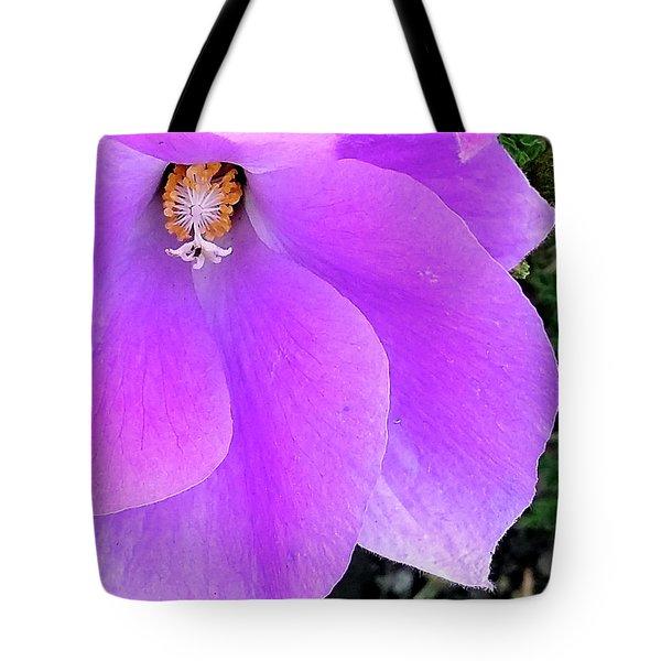 Purple Flower 1 Tote Bag