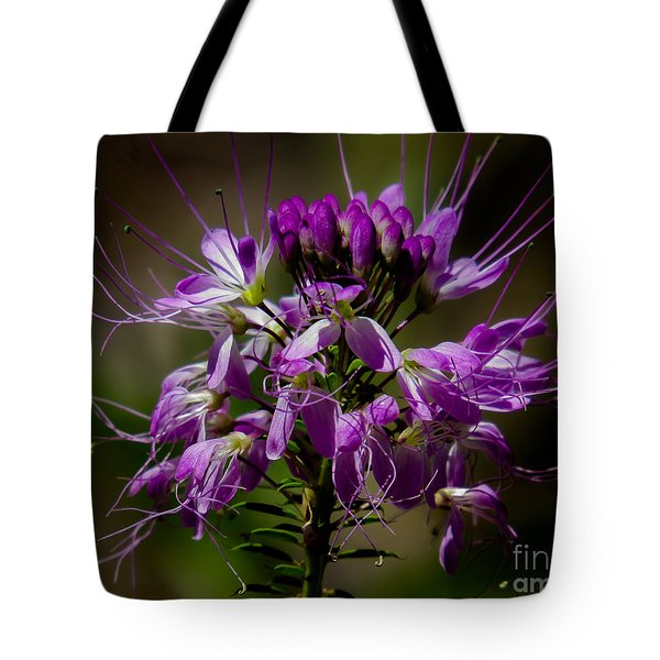 Purple Flower 1 Tote Bag