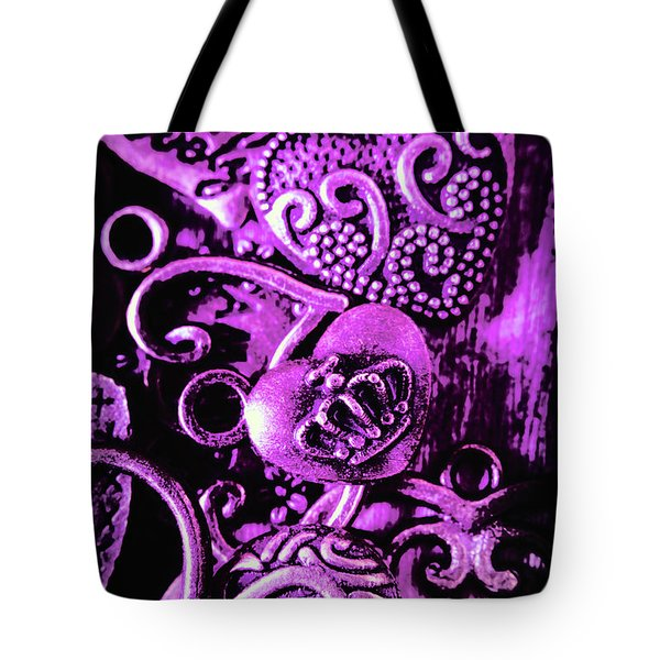 Purple Heart Collection Tote Bag