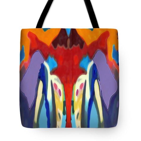 Purple Hoodies Tote Bag