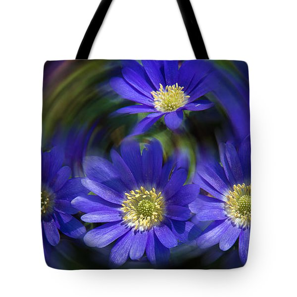 Purple In Nature Tote Bag