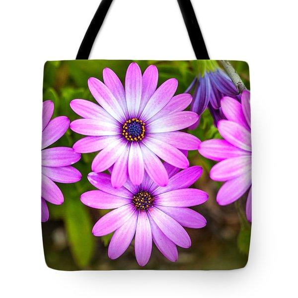 Purple Pals Tote Bag