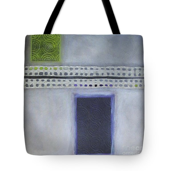 Purple Passion Number 2 Tote Bag