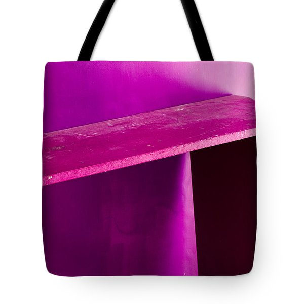 Purple Passion Tote Bag by Prakash Ghai