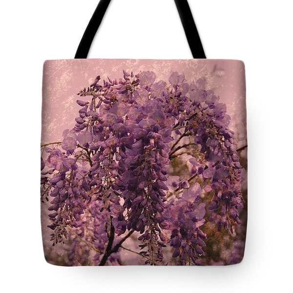 Purple Pleasures Tote Bag