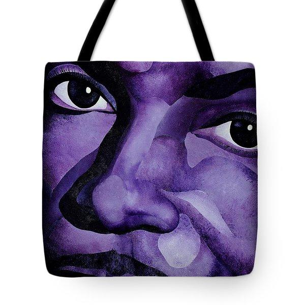 Purple Reign Tote Bag