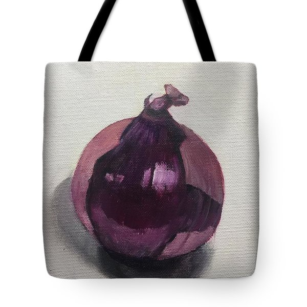Purple Union Tote Bag
