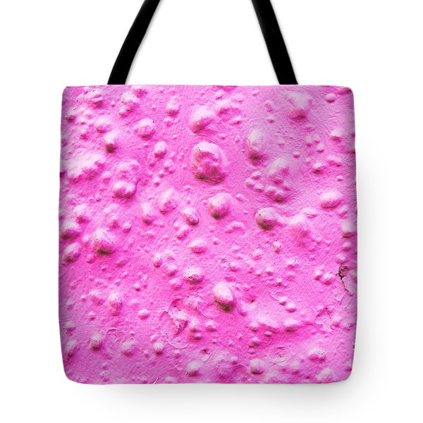 Purple Wall Tote Bag