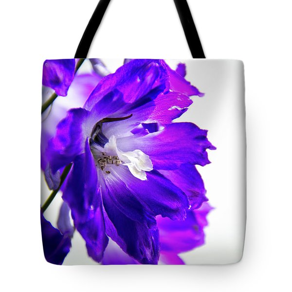 Purpled Tote Bag