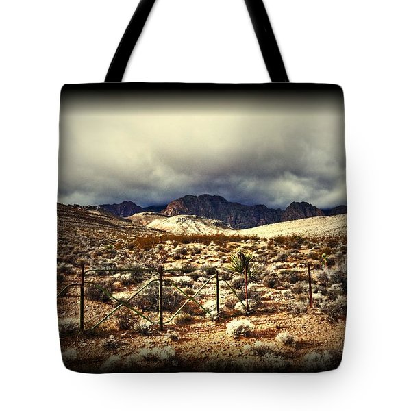 Push Tote Bag by Mark Ross