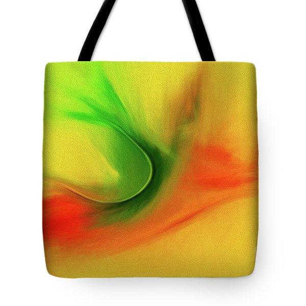 Push Pull Tote Bag
