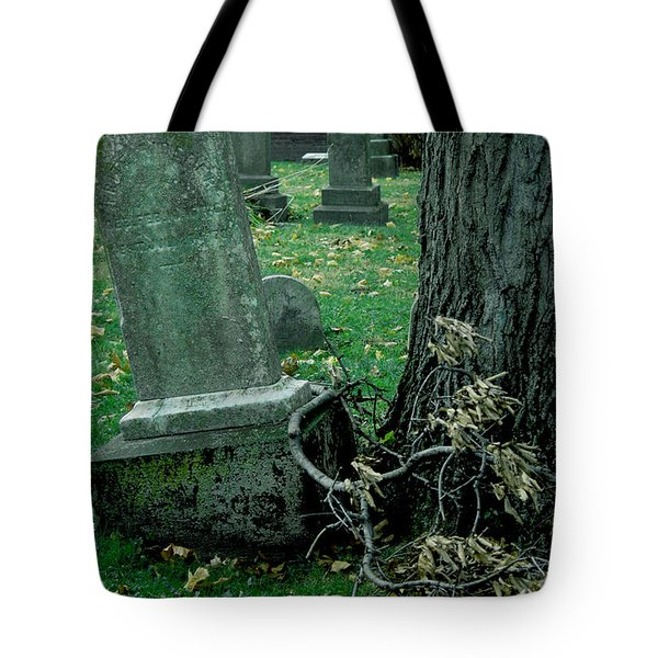 Pushed Aside Tote Bag
